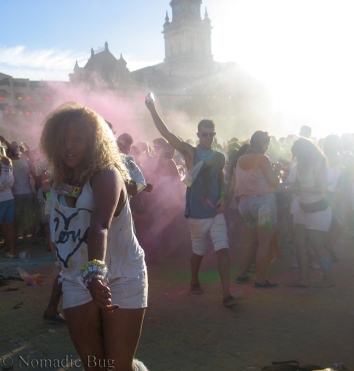 dust dance