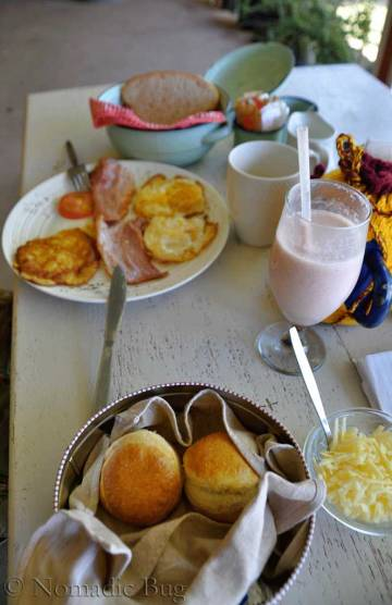 Country-breakfast