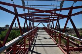 The-red-walkway